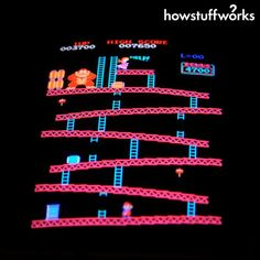 """""""Donkey Kong"""" debuted on June 2 1981 and was the first example of a complete narrative told in video game form. It also marked the Japanese company Nintendo's first successful attempt at breaking into the North American market. At the time Nintendo had been attempting to make a game based on the """"Popeye"""" comic strip. But when licensing attempts failed first-time video game designer Shigeru Miyamoto settled on a love triangle between a gorilla a carpenter and his girlfriend  mirroring the…"""