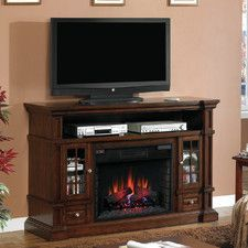 Electric Fireplace & Mantel Packages | Wayfair