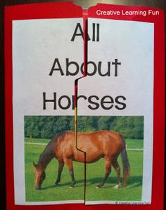 Today I am releasing thethird lapbook in my Veterinary Lapbooking Series. I am excited for you all to see today's lapbook! This week's lapbook theme is Horses. This lapbook covers several different things that you might want your child to know about horses. This lapbook has been made for children between grades first – fifth …