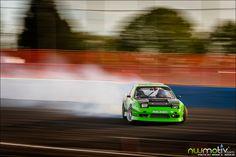 Evergreen Drift, Round 1 2012 by Armin H. Ausejo