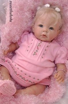 Reborn baby vinyl doll kit, Luca sculpted by Elly Knoops.   HARD TO FIND!!