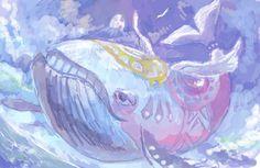 The Legend of Zelda: Link's Awakening - The Wind Fish art @ [drawr] 2011-06-21