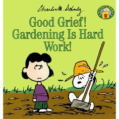 Lessons from the Garden: The wisdom of Randy Pausch and Snoopy