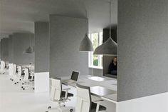 New Workplace For Tribal DDB Amsterdam | Interior Design Seminar