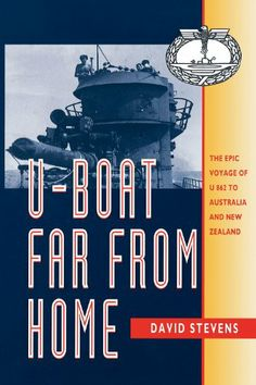 U-Boat Far From Home -                     Price: $  21.25             View Available Formats (Prices May Vary)        Buy It Now      The most comprehensive account of Germany's plans for an underwater offensive against the southern continent in World War II.   Customers Who Viewed This Item Also Viewed        ...