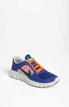 Nike 'Free Run 3' Running Shoe (Big Kid) available at Nordstrom