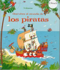 #guiadeveranoAB Descubro el mundo de los piratas / Struan Reid