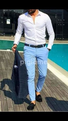 Mens Outfit with Navy Blue Pants . Mens Outfit with Navy Blue Pants . asos Wedding Skinny Suit Pant In Navy Navy Formal Men Outfit, Outfits Casual, Men Formal, Blazer Outfits, Chinos Men Outfit, Formal Dresses For Men, Men Blazer, Formal Pants, Casual Blazer