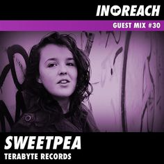 The Sweetpea Siren blesses us with a fresh mix ;) you know where to find it! #dnb #femalednb #sweetpea @natasha.sweetpea