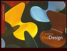 (42764) Explore the Design. Arne Jacobsen Exhibition 2002. Advertising Postcard