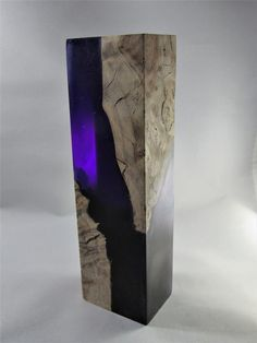 Your place to buy and sell all things handmade Epoxy Resin Wood, Resin Art, Diy Resin Lamp, Redwood Burl, Stabilized Wood, Resin Furniture, Pen Blanks, Wood Turning Projects, Resin Casting