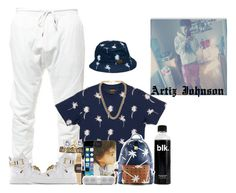 """""""At School Chilling"""" by obey-957 ❤ liked on Polyvore featuring Kite, Versace, Casio, Beats by Dr. Dre, MCM and Kenneth Jay Lane"""