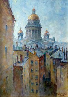 Saint Petersburg by Robert Mif_Миф Роберт