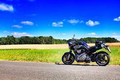 My Yamaha MT 01