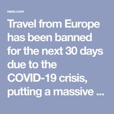 Travel from Europe has been banned for the next 30 days due to the COVID-19 crisis, putting a massive strain on the WNBA players competing overseas. Several players have returned home from their respective leagues, including Connecticut Sun stars Jasmine and Alyssa Thomas. Usa Today Sports, Sports Images, Sun And Stars, Wnba, Spain And Portugal, Word Out, Connecticut, Jasmine, Europe