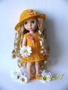 Disney Animator dollls