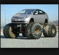 Lamest thing I have ever seen, eff a Prius