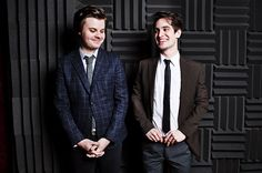 The two that stuck together.. Thank god :) Panic at the Disco
