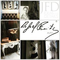 Atelier do estilista Rafael Freitas em Guimarães Espaço acolhedor com requinte e elegância
