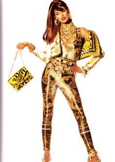 Linda for Versace, 1992