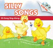 Silly Songs 50-Song Sing-along 2-CD Set    This 50-song sing-along collection features traditional favorite children's songs and a few new ones like It's Silly Time, Smelly Feet, I Can Wiggle, Look at the Monkey, and I Have a Wiggly Jiggly Tooth. Print the lyrics from your own computer.  $9.99