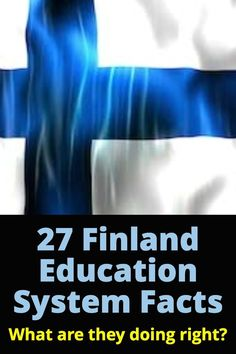 Interesting read--The Finnish Education system is one of the best in the world. From their outlook on teacher training to their teacher support, class sizes and education policy, they are doing it very right! Teaching Secondary, Secondary School, Primary School, Education Policy, Education System, Education Degree, First Year Teachers, New Teachers, Finland Education