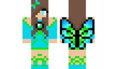 minecraft skin fairy-girl Find it with our new Android Minecraft Skins App: https://play.google.com/store/apps/details?id=the.gecko.girlskins