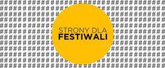 Web for festivals