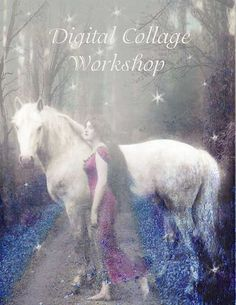 Learn to Create a Digital Collage - Gail Schmidt