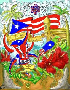 ☀ Puerto Rico ☀PR