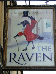 The Raven, Bath by lurcherlad