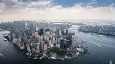 Manhattan architecture city