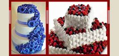matrimonio torte gelato - Cerca con Google