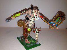 Warhammer Fantasy Riese gut bemalt | eBay