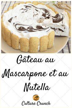Sponge Cake Recipes, Dump Cake Recipes, Cake Recipes From Scratch, Homemade Cake Recipes, Cookie Recipes, Dessert Recipes, Cheesecake Mousse Recipe, Chocolate Mousse Cheesecake, Cheesecake Recipes