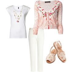 """""""Spring Rosebud"""" by gracehands on Polyvore"""