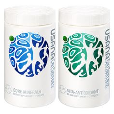 USANA's triple-action cellular nutrition system: Core Minerals and Vita-Antioxidant Usana Vitamins, Chewable Vitamins, Vitamin Packs, Cellular Energy, True Health, Nutrition And Dietetics, Nutritional Supplements, Metabolism, Biotin