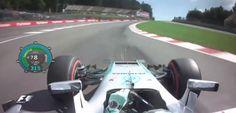 Vídeo | Vuelta onboard de la pole de Rosberg en el GP de Bélgica F1 2016  #F1 #BelgianGP