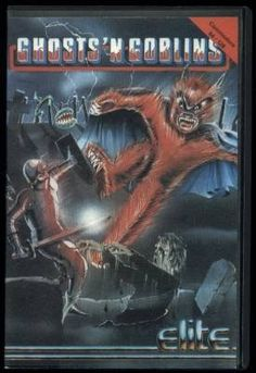 Ghosts 'n Goblins (Commodore 64)