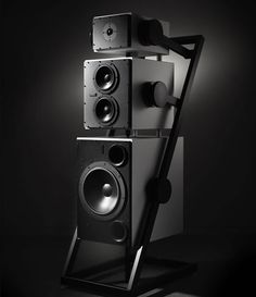 The Goldmund Logos Anatta Speaker System Makes Your Ferrari Seem Cheap