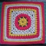 The 2014 Moogly Afghan Crochet-a-Long: Block #18!
