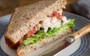 28 receitas de sanduíches naturais para uma refeição rápida e saudável