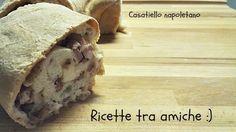 #Casatiello #napoletano #ricettatradizionale ##ricettetraamiche