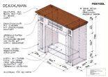 Free PDF Download Bauplan Dekokamin (runter scrollen)