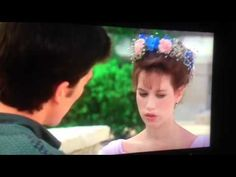 """Sixteen Candles <3......love this movie and this song, """"If You Were Here"""" by Thompson Twins"""