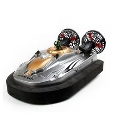 New Scale RC Hovercraft Water Land Boat Speedboat Radio Remote Control bait boat Toy Kid Motorboat One Piece Remote Control Cars, Radio Control, Plastic Gears, Transformer 1, Back To School Backpacks, Gear Rack, Speed Boats, Jet Ski, Motor Boats
