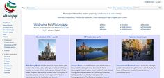 Wikimedia Foundation Launches Travel Guide