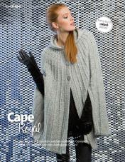 Strickanleitung Cape Royal Fantastische Strickideen Lang Yarns 0215