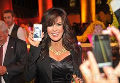 Marie Osmond Adopts Puppy While In Washington, D.C.