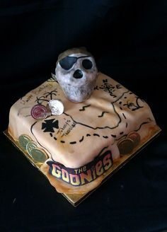 Goonies cake